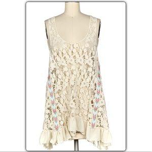 Mandy's Crochet Tunic